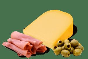 Kaas, vleeswaren, tapas