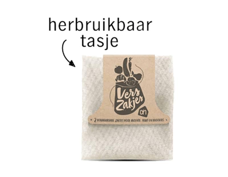 Lees meer over plastic en verpakkingen reductie bij Albert Heijn.