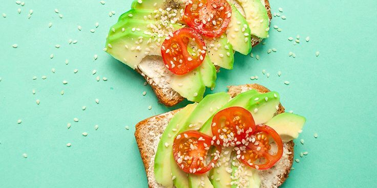 Vind gezonde recepten bij Allerhande.