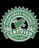 Lees meer over het Rainforest Alliance-keurmerk dat Albert Heijn voert.