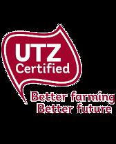 Lees meer over het UTZ-keurmerk dat Albert Heijn voert.