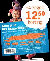 Heb je een ticket via Albert Heijn voor het laagseizoen van de Efteling? Lees meer informatie.