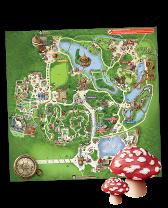 Bekijk de plattegrond van de Efteling via Albert Heijn.