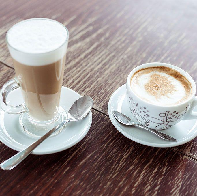 Wat is het verschil tussen cappuccino en latte macchiato?