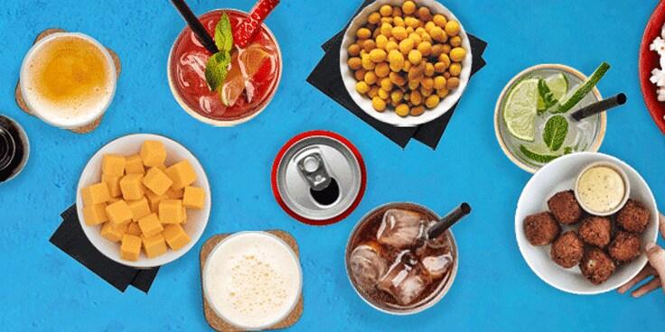 Alles voor jouw apéro   Aperitiefhapjes, drankjes en meer
