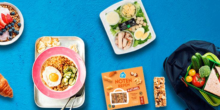 Voor een ferm ontbijt, een goedgevulde lunchbox en lekkere én gezonde tussendoortjes