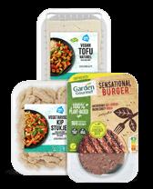 Vegan en veggie vlees voor de BBQ bij Albert Heijn