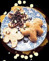 Vind alles voor het kerstontbijt bij Albert Heijn.