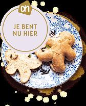 Je bent nu op de pagina van Albert Heijn met alles voor het kerstontbijt.