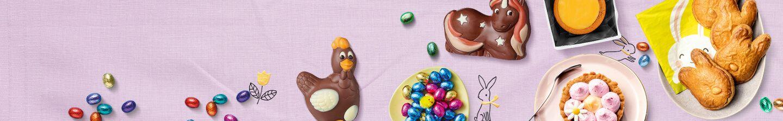 Reserveer alle paaschocolade voor een heerlijk Pasen bij Albert Heijn.