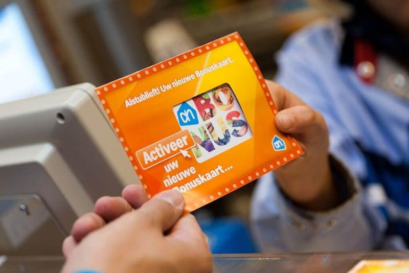 Activeer je Bonuskaart en geniet van persoonlijke aanbiedingen bij Albert Heijn België.