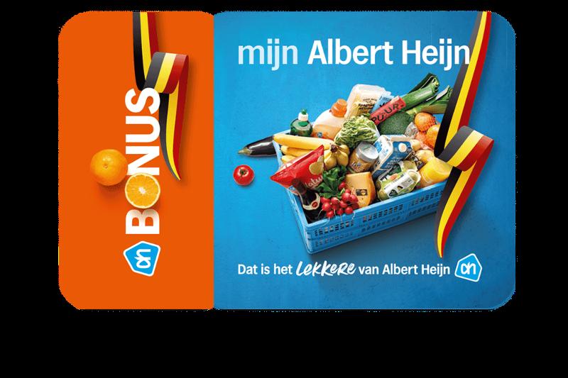 Geniet van meer voordeel bij Albert Heijn door het koppelen van je Bonuskaart