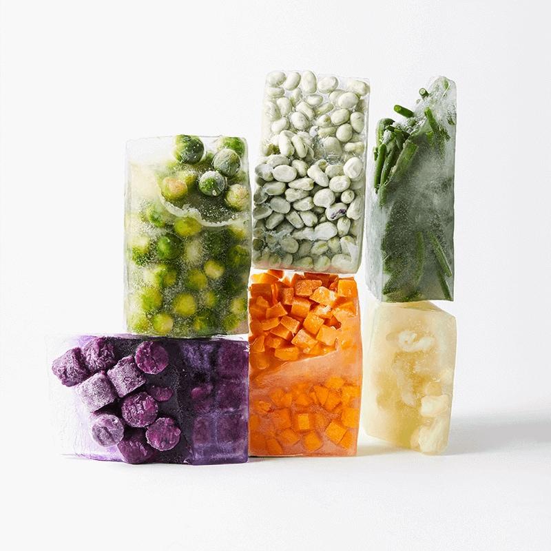 Zijn diepvriesgroente en -fruit gezond? Ontdek het bij Albert Heijn België.