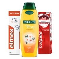 Een afbeelding van Bij €12.50 aan producten van o.a. Colgate
