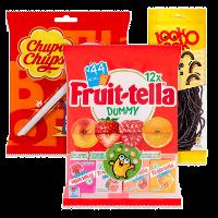 Een afbeelding van Bij €8,50 aan producten van o.a. Fruittella