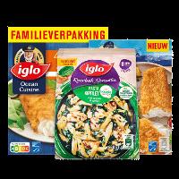 Een afbeelding van bij €12 aan Iglo producten