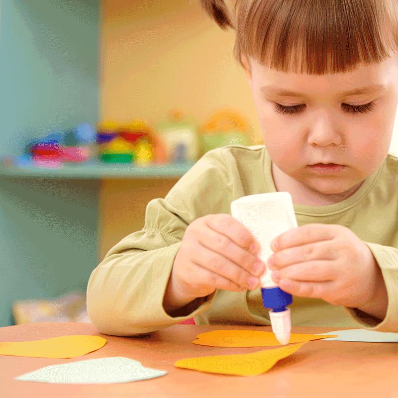 Bekijk onze knutseltips bij het maken van lampionnen op het kinderdagverblijf.