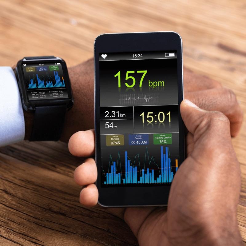 Maak jouw lunchwandeling leuk met een stappenteller of smartwatch I Albert Heijn