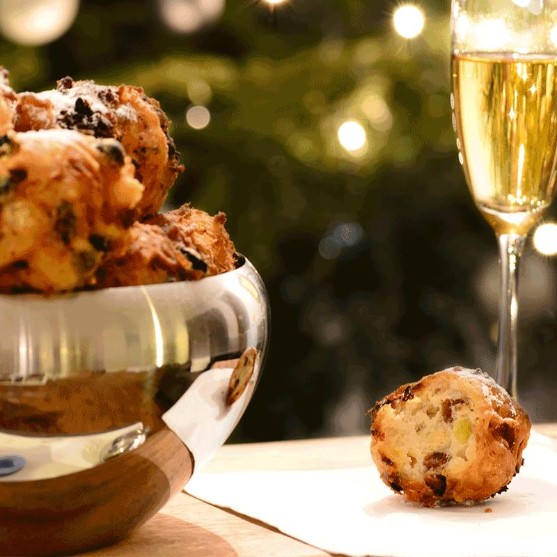 Wat wordt er gegeten tijdens de nieuwjaarsborrel? Lees alle tips van Albert Heijn!