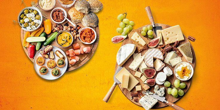 Maak van de vrijmibo een oranjeborrel met de lekkerste oranje producten van Albert Heijn.