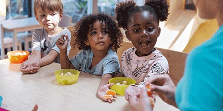 Bestel alle producten voor het kinderdagverblijf bij Albert Heijn in één keer.