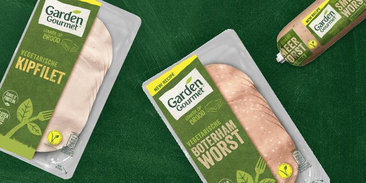 Heerlijk vegetarisch broodbeleg voor jouw gezonde lunch op het werk, vind je bij Albert Heijn.