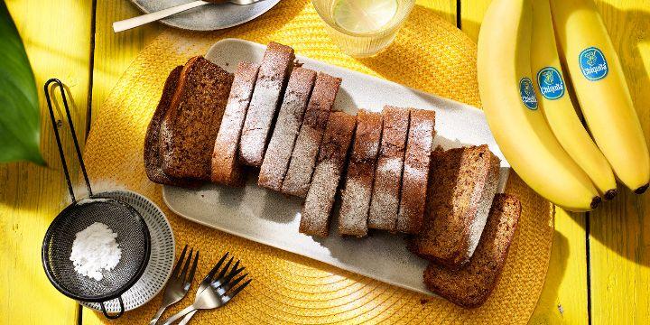 Maak een heerlijk vegan bananenbrood met dit recept!