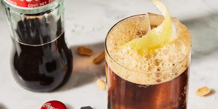 Maak gemakkelijk een virgin long island iced tea met Coca-Cola op de vrijmibo met dit recept van Albert Heijn