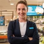 Maak kennis met supermarktmanager Ilse van Albert Heijn.