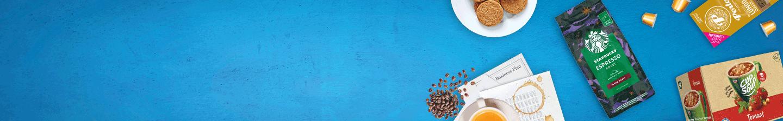 Tips voor de koffiepauze vind je bij Albert Heijn.
