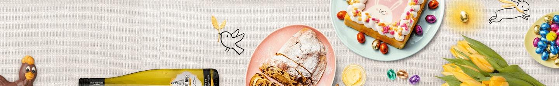 Paasgeschenken vind je bij Albert Heijn.