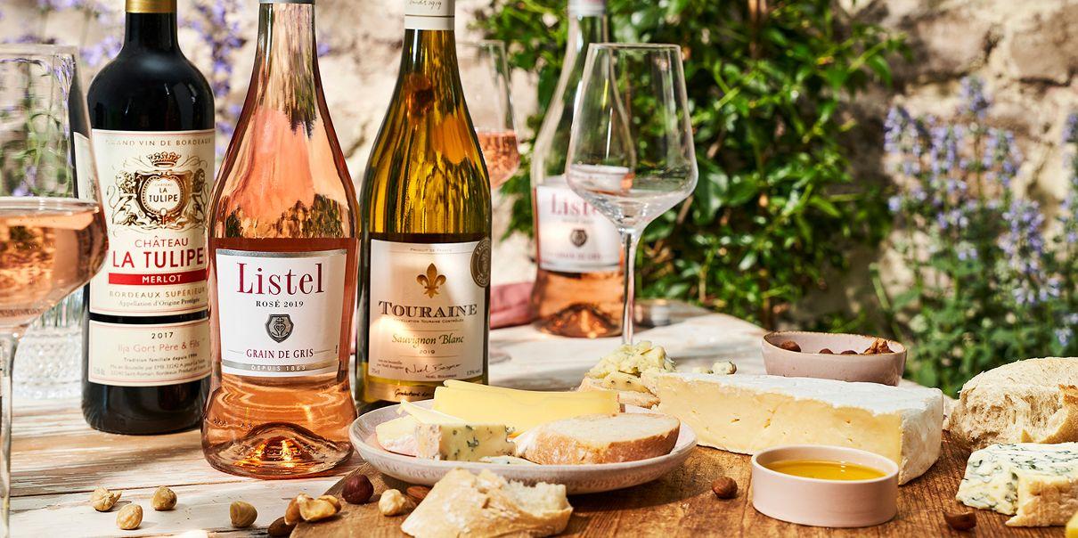 Alle Franse wijnen met korting