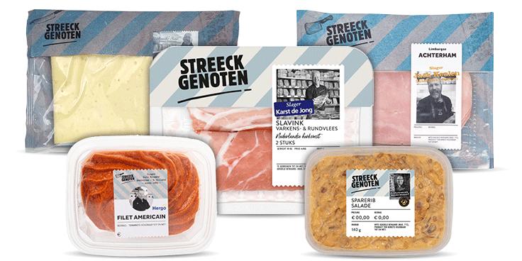 De lekkerste producten uit de streeck van kaas tot vlees bestel je bij Albert Heijn