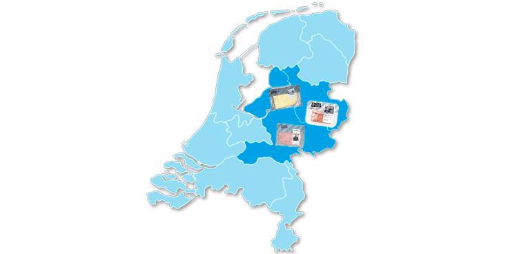 Lokale specialiteiten uit het oosten van Nederland bij Albert Heijn