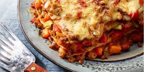 Italiaanse lasagne