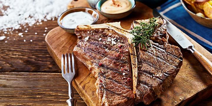 Kwaliteitsvlees voor op de barbecue bestellen bij Albert Heijn