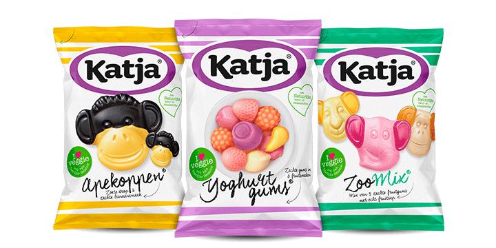 Katja veggie en halal snoepjes voor Ramadan bij Albert Heijn