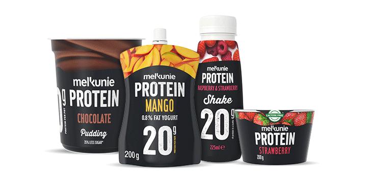 Melkunie Protein bestellen bij Albert Heijn
