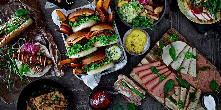 Quorn vleesvervangers bestellen bij Albert Heijn