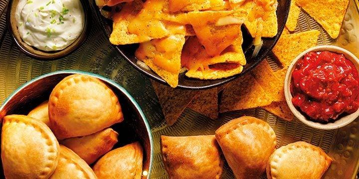 Zuid-Amerikaanse snacks uit de werelkeuken bij Albert Heijn