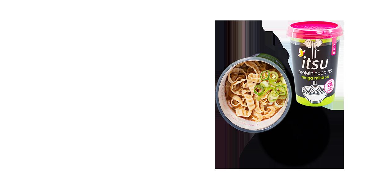 Vegan en met echte Japanse bouillonpasta