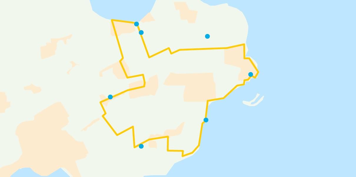 Route 4: West-Friese weelde