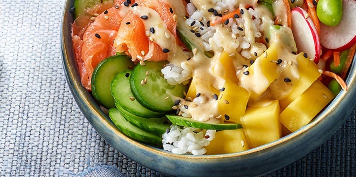 Verse salade in een handomdraai