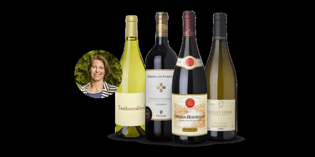 Aanbevolen door onze wijnspecialist