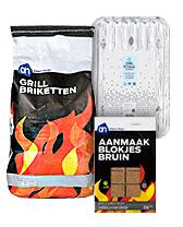 BBQ-benodigdheden bij Albert Heijn