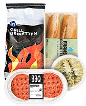 BBQ-pakketten bestellen bij Albert Heijn