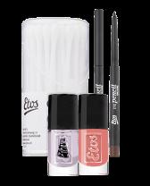 Beautyproducten van Etos zoals mascara, watjes en nagellakremover vind je bij Albert Heijn