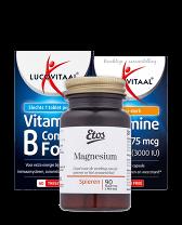 Vitamines en supplementen van Etos zoals vitamine D en vitamine C vind je bij Albert Heijn