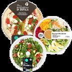 Vegetarische maaltijden en salades bij Albert Heijn bestellen