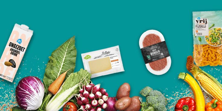 vega, vegan, plantaardig, biologisch, glutenvrij en voor elk dieetwens.